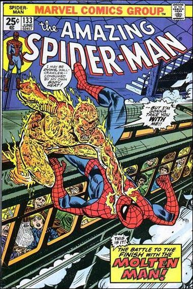 Amazing Spider-Man (1963) 133-A by Marvel