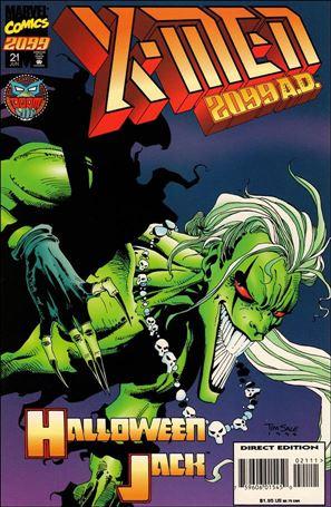 X-Men 2099 21-A