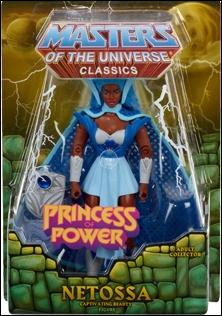Masters of the Universe Classics Netossa by Mattel