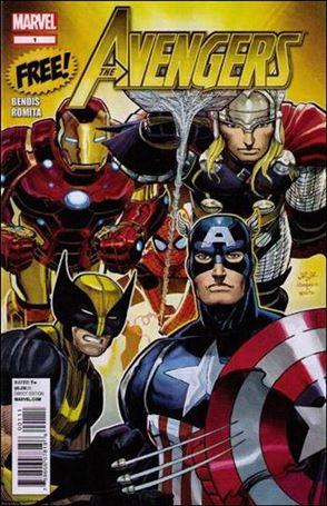 Avengers (2010) 1-O