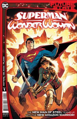 Future State: Superman / Wonder Woman 1-A