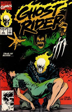 Ghost Rider (1990) 7-A