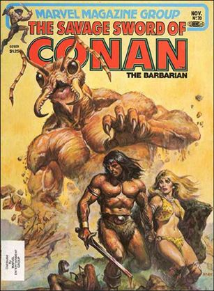 Savage Sword of Conan (1974) 70-A