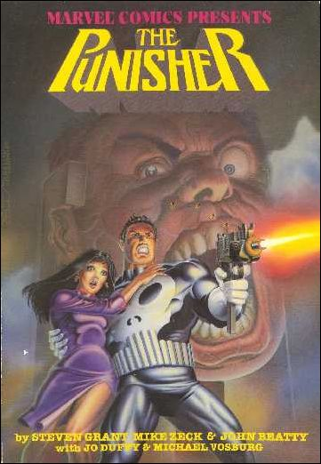 Punisher: Circle of Blood 1-A by Marvel