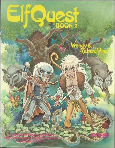 Elfquest 2-A by Donning Company
