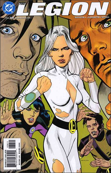 Legion (2001) 38-A by DC