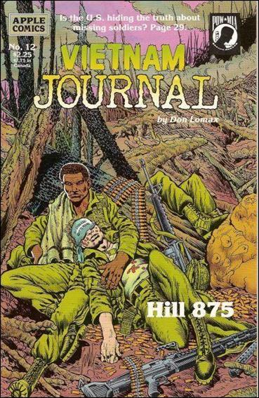 Vietnam Journal 12-A by Apple