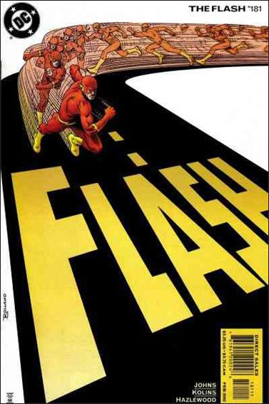Flash (1987) 181-A by DC
