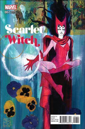 Scarlet Witch (2016) 7-B