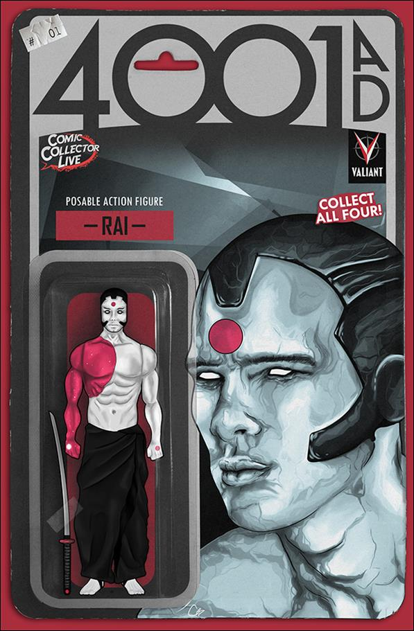 4001 A.D. 1-JB by Valiant Entertainment