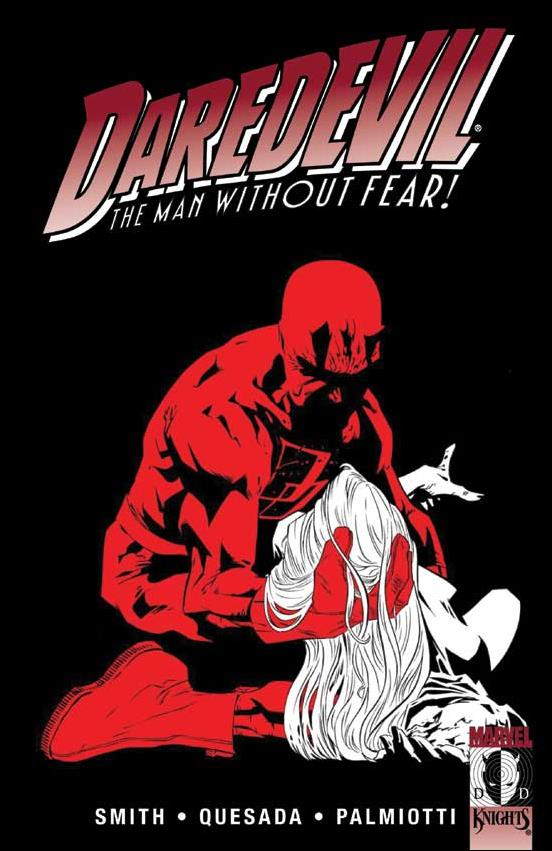 Daredevil 1-A by Marvel