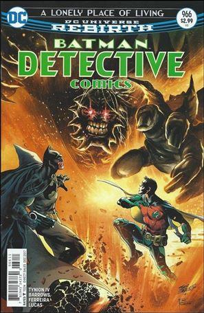 Detective Comics (1937) 966-A
