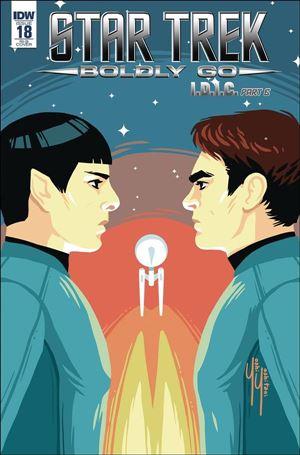 Star Trek: Boldly Go 18-D