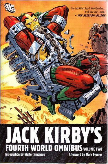 Jack Kirby's Fourth World Omnibus 2-A by DC