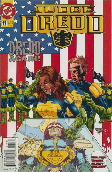 Judge Dredd (1994) 11-A by DC