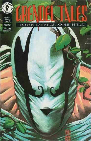 Grendel Tales: Four Devils, One Hell 1-A by Dark Horse