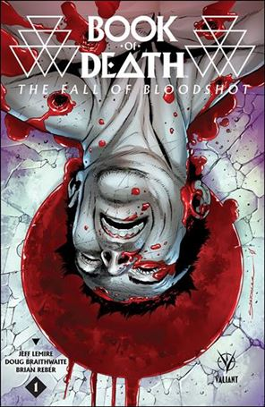Book of Death: Fall of Bloodshot 1-A