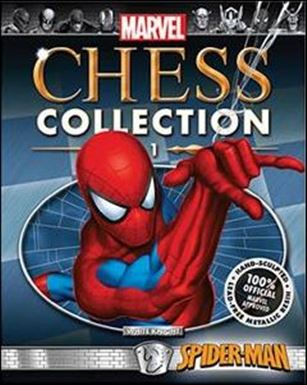Marvel Chess Collection (UK) 1-A