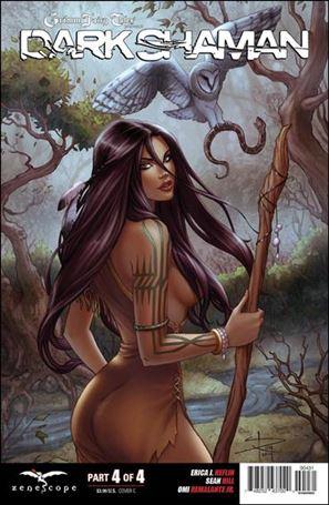 Grimm Fairy Tales Presents Dark Shaman 4-C
