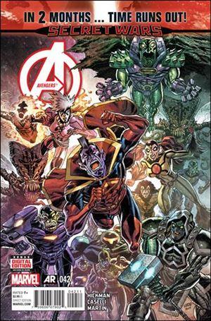 Avengers (2013) 42-A
