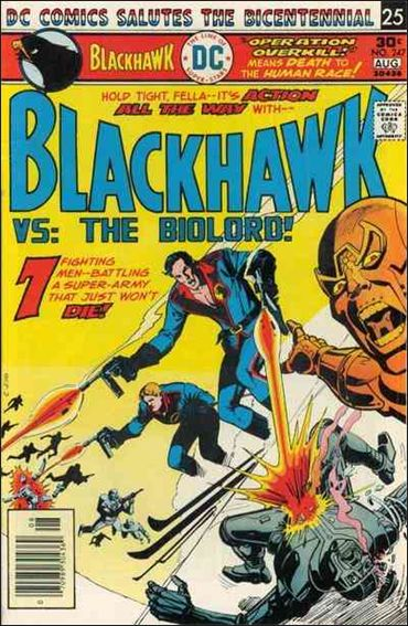 Blackhawk (1944) 247-A by DC