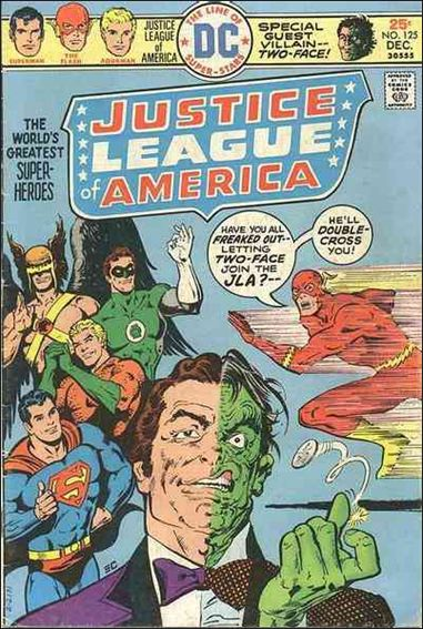 Justice League of America (1960) 125-A by DC