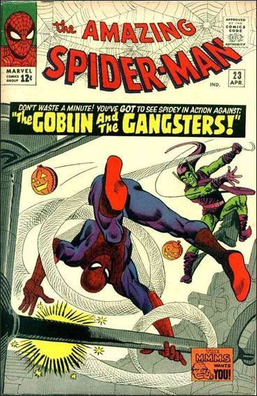 Amazing Spider-Man (1963) 23-A by Marvel