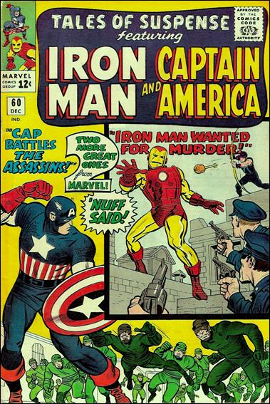 Tales of Suspense (1959) 60-A by Marvel