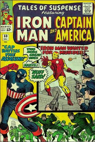 Tales of Suspense (1959) 60-A