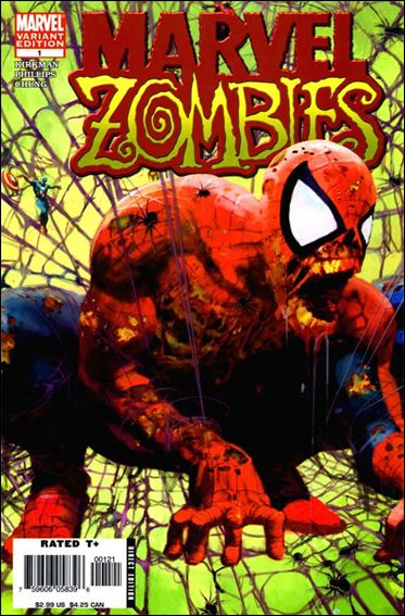 Marvel Zombies (2006) 1-B by Marvel