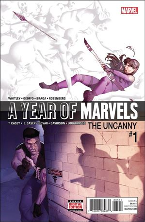 Year of Marvels: The Uncanny 1-A