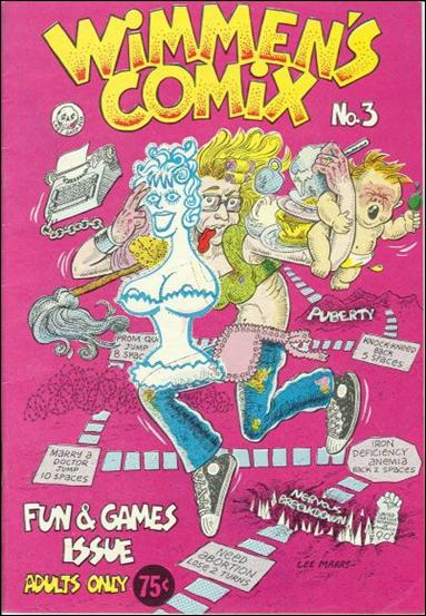 Wimmen's Comix 3-B by Last Gasp