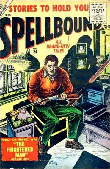 Spellbound (1952) 24-A by Atlas