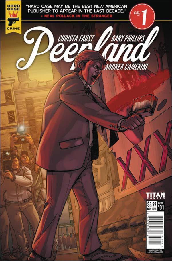 Peepland 1-E by Titan