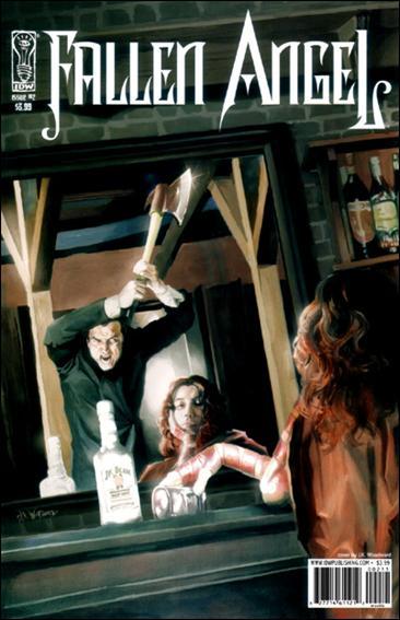 Fallen Angel (2005) 2-A by IDW