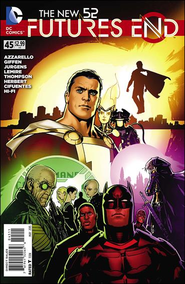 New 52: Futures End  45-A by DC