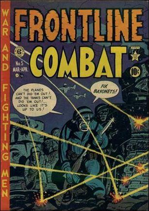 Frontline Combat (1951) 5-A