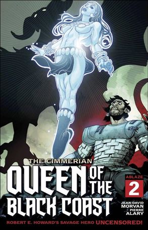 Cimmerian: Queen of the Black Coast 2-B