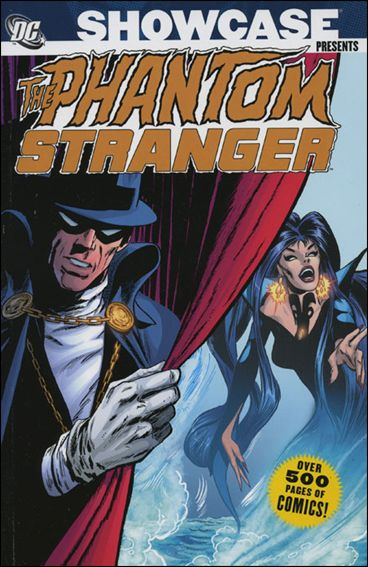 Showcase Presents Phantom Stranger 1-A by DC