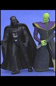 Star Wars: Shadows of the Empire Multi-Packs Prince Xizor vs. Darth Vader Multi-Pack w/ Comic