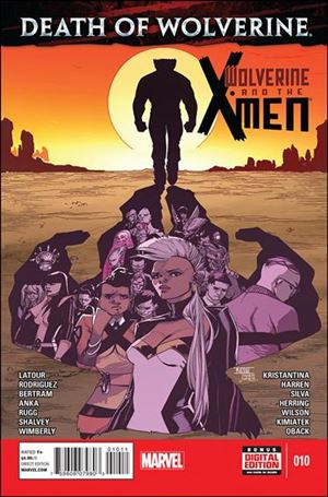 Wolverine & the X-Men (2014) 10-A