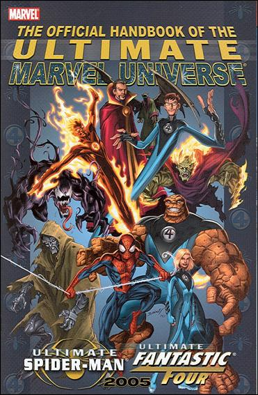Official Handbook of the Ultimate Marvel Universe 2005: The Fantastic Four & Spider-Man nn-A by Marvel