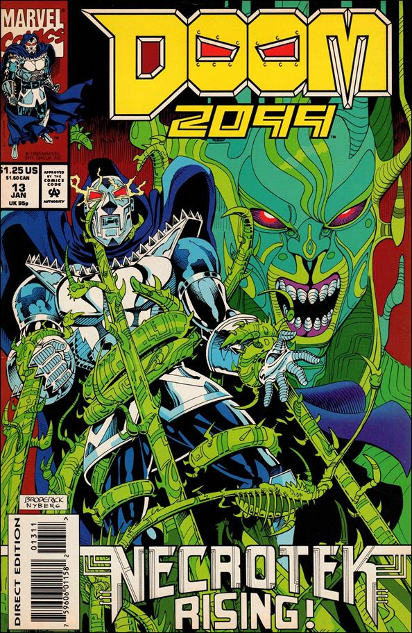 Doom 2099 13-A by Marvel