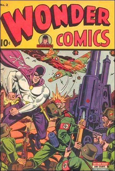 Wonder Comics (1944) 2-A by Better Publications