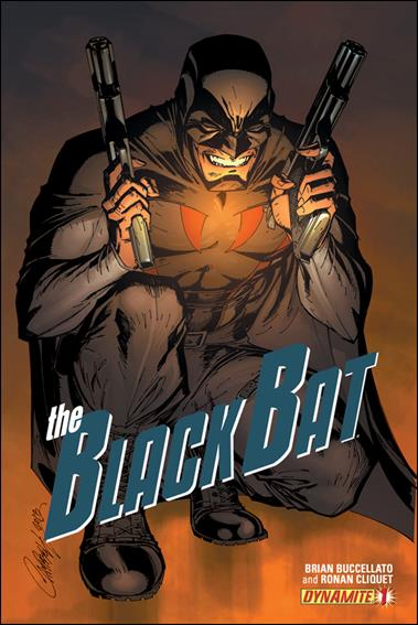 Black Bat (2013) 1-A by Dynamite Entertainment
