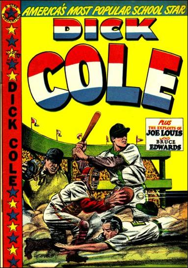 Dick Cole 10-A by Curtis