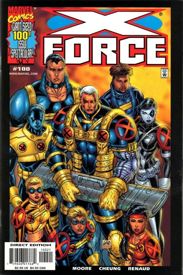 X-Force (1991) 100-B by Marvel