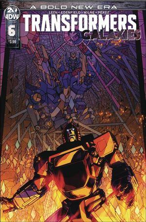 Transformers: Galaxies 6-A