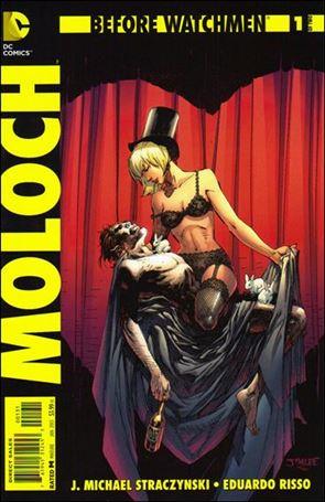 Before Watchmen: Moloch 1-E