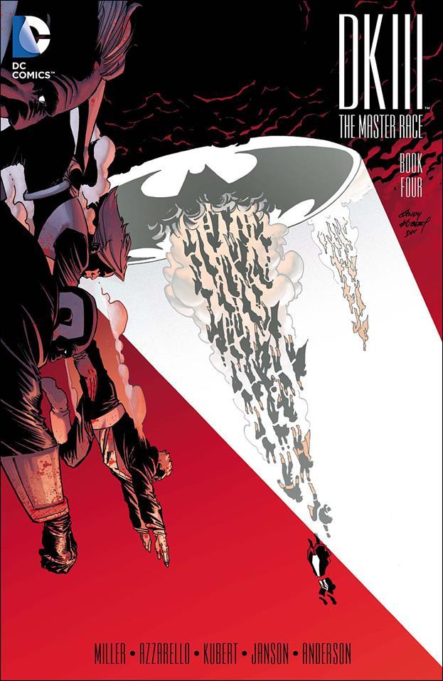 Dark Knight III: The Master Race 4-A